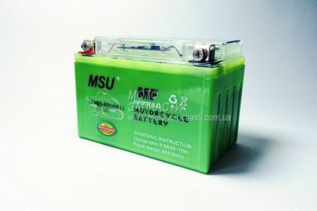 Аккумулятор 12V / 9.5 Ач гелевый MSU