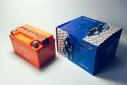 Аккумулятор 7A/12V H&T кислотный