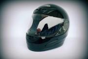 Шлем-интеграл MUSSTANG черный
