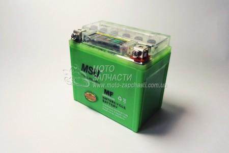 Аккумулятор 5A/12V MSU I-GEL широкий