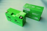 Аккумулятор 6.5A/12V MSU Gel узкий