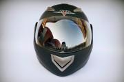 Шлем-трансформер BLD №-156 черный мат
