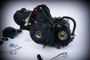 Двигатель Альфа/Актив 125 см3 механика SABUR