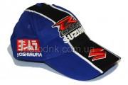 Кепка Suzuki синяя с черным