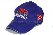 Кепка Suzuki синяя