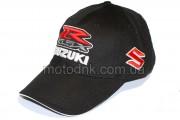 Кепка Suzuki черная
