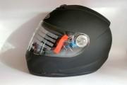 Шлем-интеграл AD черный