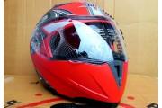 Шлем-трансформер BLD №-158 красный