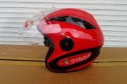 Шлем открытый BLD №-218 Bailide красный