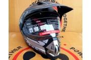 Шлем BLD №-819 кроссовый черный