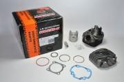 Цилиндр Honda ZX-80/AF-34+голова d-47 мм CM Racing