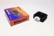 Реле зарядки Вайпер Актив/JH-110 4 pin папа GX Motor