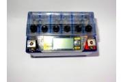 Аккумулятор 4 ампера , Дельта с табло  skybat