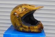Шлем FREE M кроссовый защитный
