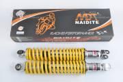 Амортизаторы Viper Tornado/GY-150 330 мм NDT желтые