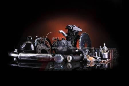 Двигатель Веломоторчик 80 см3 беcстартерный TMMP