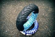 Покрышка 110/90-12 DELI Tire SB-109