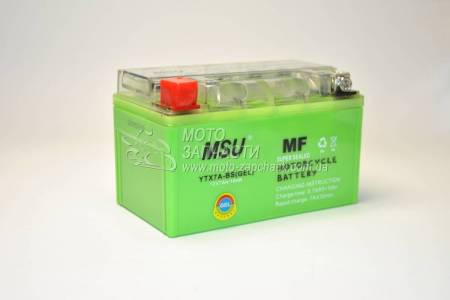 Аккумулятор 7A/12V MSU I-Gel