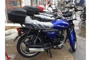Мопед Musstang DINGO-125-X синий