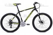 Велосипед Cronus Coupe 3.0 21 черно-зеленый