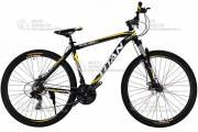 Велосипед Titan Solar 29 черно-желтый