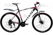Велосипед Titan Egoist 29 черно-красный