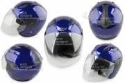 Шлем-полулицевой FGN mod:601 синий