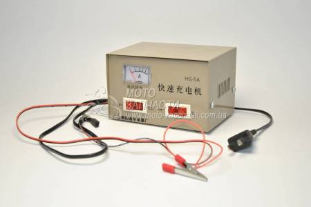 Зарядное устройство АКБ 6/12V HS-5A JYMP