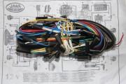 Электропроводка Ява-350 12V TMMP