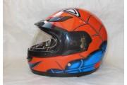 Шлем детский BLD №-109 оранжевый