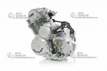 Двигатель Zongshen CB-125 JP156FMI-5 MARATHON