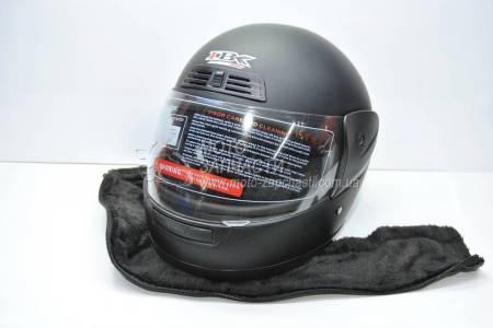 Шлем-интеграл IBK + воротник черный