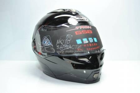 Шлем-трансформер GSB G-339 + очки черный