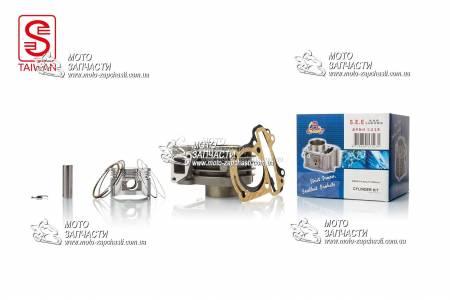 Цилиндр+головка Viper Race/GY-110 d-51 мм Sheng-E/SEE