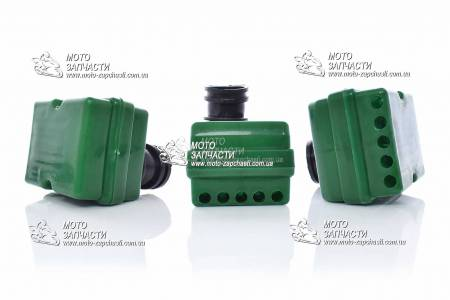 Корпус фильтра Delta JH-70 NEOPLAST зеленый