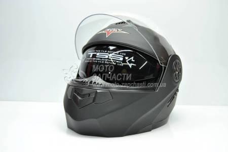 Шлем-трансформер FGN №-889 черный + очки