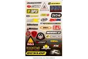 Наклейка Dunlop