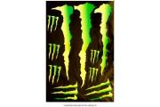 Наклейка Monster Когти