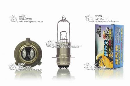 Лампа фары Honda 12V 35/35W 3 уса SEE/Sheng-E