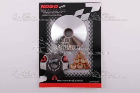 Вариатор передний Honda Dio AF-18 + пружинки KOSO