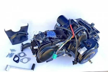Двигатель ATV квадроцикл 125 см3 полуавтомат VIP