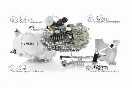 Двигатель Delta JH-125 d-52.4 мм механика ALPHA-LUX