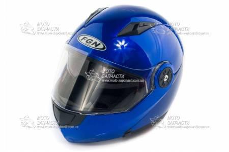 Шлем-трансформер FGN FX-115 синий