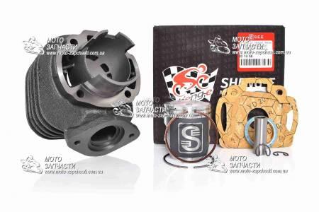 Цилиндр тюнинг Honda ZX-65 AF-34 d-44 мм тефлон Sheng-E/SEE