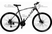 """Велосипед горный TITAN EGOIST 29"""" алюминией черный"""