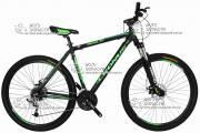 Велосипед горный CRONUS DIESEL X4 2020 алюминий желто-серый