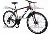 """Велосипед горный TITAN SOLAR 29"""" алюминий черно-оранжевый"""