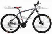 """Велосипед горный CRONUS FANTOM 2020 27.5"""" алюминий серый"""