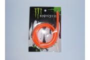 Бензошланг Monster Energy оранжевый