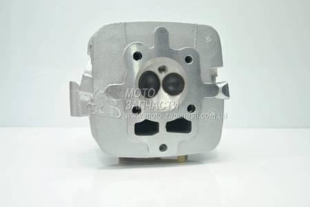 Головка цилиндра мото Viper CG-150 голая+клапана EVO
